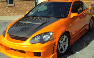 custom automotive painting maryland