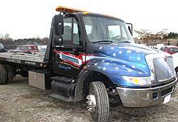 Restivo Tow Truck